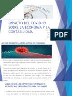 IMPACTO DEL COVID-19 SOBRE LA ECONOMIA Y LA