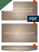 5.1. Operaciones con raster