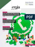 Sinergia Revista Laboral - Edición 04 - Diciembre 2019