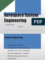 Aerospace System Engineering