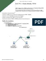 Partie IV. GNS3 - Réseau n° 2 - Introduction