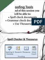 LESSON TEN (10) Proofing Tools.pdf