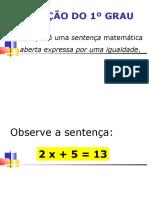 equacoesdo1grau-100822085248-phpapp02