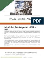 09 - Modulação Angular