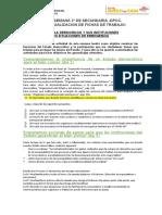SEXTA SEMANA 3º DE SECUNDARIA. contextualizacion