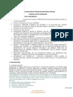 GUIA DE ELABORACION DE SALSAS BASICAS 1