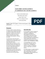 Articulo Tratamiento Cancer Gastrico