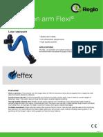 Data-sheet_EFFEX-Flexi-15-5m_Extraction-arm_Low-Vacuum_ENG