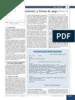 V Remuneraciones y forma de pago - Revista Actualidad Empresarial