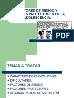 factores protectores y de riesgo en la adolescencia(2)