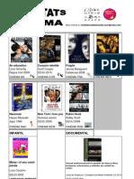 Novetats de cinema gener 2011 Biblioteca de Banyoles