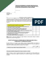CERTIFICACIÓN - DETERMINACIÓN DEL IMPTO PARA PERSONAS NATURALES