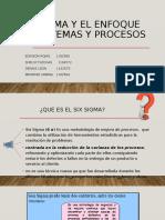 Six sigma y el enfoque de sistemas y.pptx