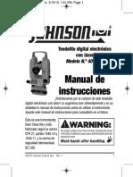 40-6936 Spanish manual