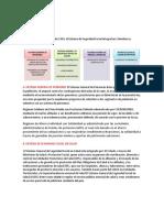COMPONENTES SISTEMA GENERAL seguridad social