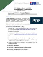 PRÁCTICA 13 Unidad III Historia I mixta