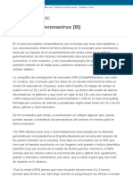 El turismo post-coronavirus (III) _ Artículo de opinión en Hosteltur