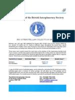 JBIS Interstellar Archive