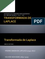 1 - Transformada de Laplace