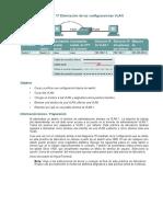 Práctica de laboratorio 17 Eliminación de las configuraciones VLAN