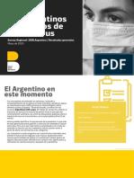Resultados Generales Encuesta Latina ARGENTINA