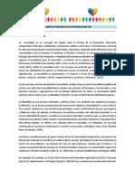 DISEÑO DE PROPUESTA EN INTERVENCIÓN  COMUNIDAD TRANS
