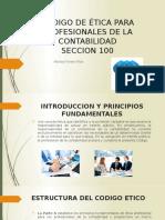 CÓDIGO DE ÉTICA PARA PROFESIONALES DE LA CONTABILIDAD.pptx