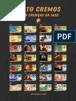 28 Crenças IASD