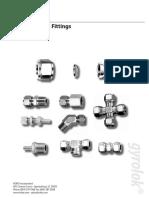 conectores y accesorios Hoke-gyrolok