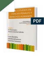 Estudios en Ciencias Penales y Derechos Humanos