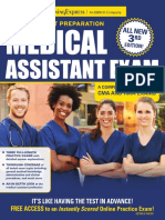 Medical Assistant Preparation for the RMA and CMA Exams 3rd Edition