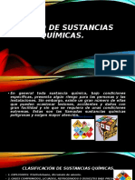 Diapositivas Manejon de Sustancias Quimicas
