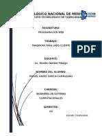 framework Angular