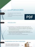 evaporadores diapositivas
