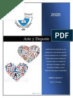 3.Guías de Aprendizaje Insteba 2020 Arte y Deporte