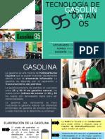 GASOLINA DE 95 OCTANOS