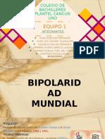 Bipolaridad mundial