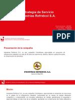 Presentación Trabajo Final - Refridcol S.A_