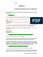 EL HOMBRE DE DIOS Covid 19 2020 JG