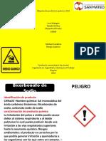 Etiquetas productos quimicos SGA