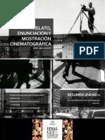 Sesión 05_ RELATO, ENUNCIACIÓN Y MOSTRACIÓN CINEMATOGRÁFICA