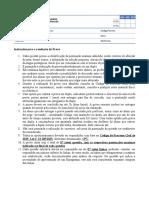 Proc. Civil 3 - Prof. Romulo Weber - Prova de 2NP - 2020.1 A