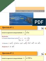 CLASE PRACTICA N-¦ 1 Integral Definia y TFC