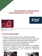 PRESENTACION PLAN CORONAVIRUS 2020.pptx