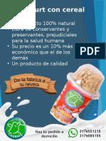 yogurt con cereal.pptx