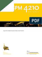 Robot SPM 4210