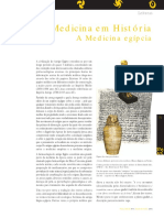 papiro de ebers a medicina egipcia