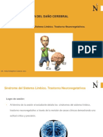 Síndrome del Sistema Límbico. Trastorno Neurovegetativos