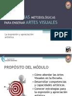 ESTRATEGIAS PARA LA EXPRESION Y APRECIACION ARTISTICA