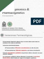 Pharma cogenomics